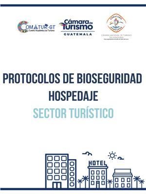 Infografía – Protocolos de Bioseguridad Hospedaje