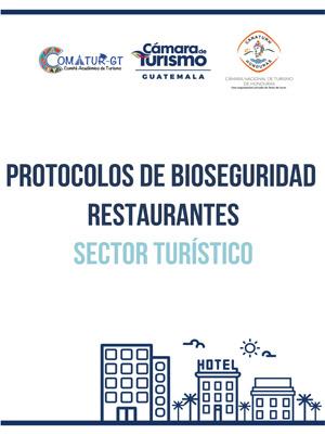 Infografía – Protocolos de Bioseguridad Restaurantes