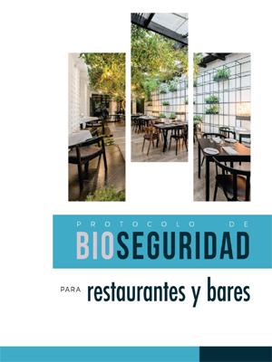 Protocolo de Bioseguridad para restaurantes y bares
